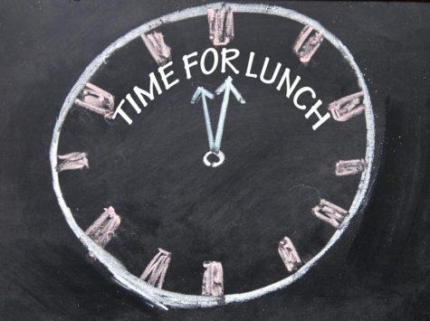 Porque debemos de tener una hora de lunche