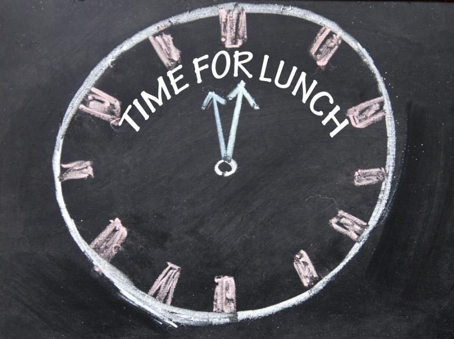 Why We Should Have A One Hour Lunch